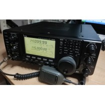 ICOM IC-9100 +  RTX HF/50/144/430 MHZ CON MODULO DSTAR+ FL430 FL431