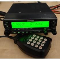 KENWOOD TM-V71E - RTX VHF - UHF PARI AL NUOVO - GARANZIA UFFICIALE - ESPANSO