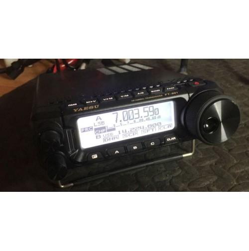 YAESU  FT-891 rtx veicolare hf//50 MHz 100watts + KIT YSK-891