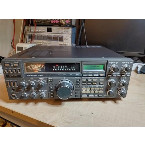 KENWOOD  TS-940S AT - RTX hf  220v CON ACCORDATORE AUTOMATICO