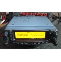YAESU FT8900 - RTX VEICOLARE 144/430/50/28 Mhz PARI AL NUOVO