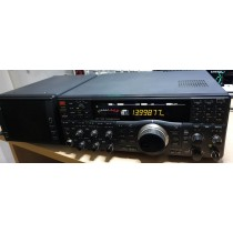 JRC JST-245DX FULL FILTER + NVA-319 SPEAKER - RTX HF+50 MHZ 150W - AT TUNER