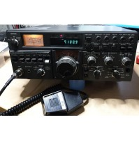 KENWOOD TS-180S - RTX A BANDE AMATORIALI HF STATO SOLIDO - FOR COLLECTOR
