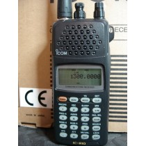 ICOM IC-R10 - RICEVITORE/SCANNER PORTATILE 500 kHz - 1.3 GHz ALL MODE