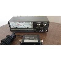 KENWOOD SW-2000 + SONDA HF -  WATTMETRO ROSMETRO