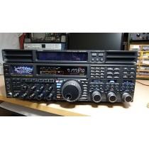 YAESU FT-DX5000MP + SM5000 - RTX HF+50 MHZ - PARI AL NUOVO