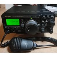 YAESU FT 897D - RTX -30/50/144/430OTTIMO STATO CON MIC DTMF MH-59A8J